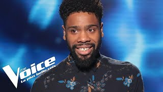 Christophe v. Christine & The Queens (Paradis Perdu)   Hobbs   The Voice France 2018  ...