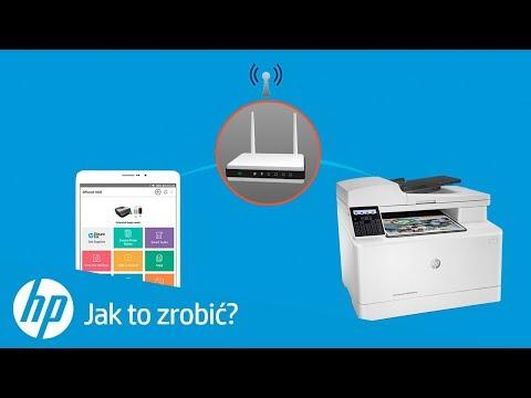 Dowiedz się, jak skonfigurować bezprzewodową drukarkę HP za pomocą HP Smart w systemie Android.