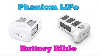 DJI LiPo Battery Bible
