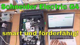 Wallbox Schneider Electric G4 -smart und förderfähig
