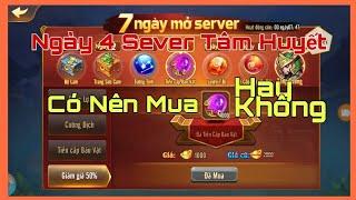 OMG 3Q - Ngày 4 VIP 1 TEAM Ngô 1 Triệu Lực Chiến Đã Ổn Chưa | Gino Gaming TV