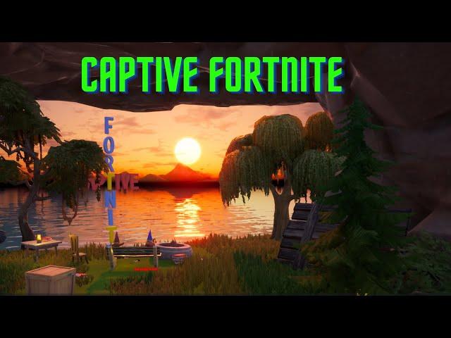 CAPTIVE Fortnite - CAVE EDITION