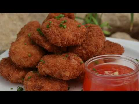 CHICKEN NUGGETS | EASY AND SO TASTY!