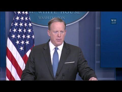 4/3/17: White House Press Briefing