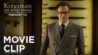 """Kingsman: The Secret Service - """"Weapons Cache"""" Clip"""