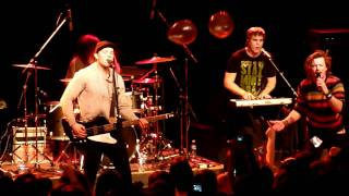 These Kids Wear Crowns - Break It Up -- Live at The Garrick Winnipeg 2011