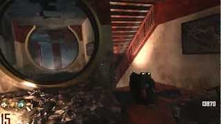 COD Black Ops 2 Zombies: Continuing on = Quick Revive Glitched Elevator?