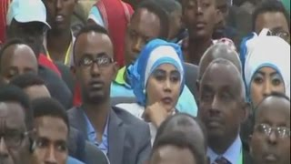 26 JUNE -It Was The Day The Blue Flag Was Flying On Independent Somali Soil -XUSKA 26 JUNE Mogadishu