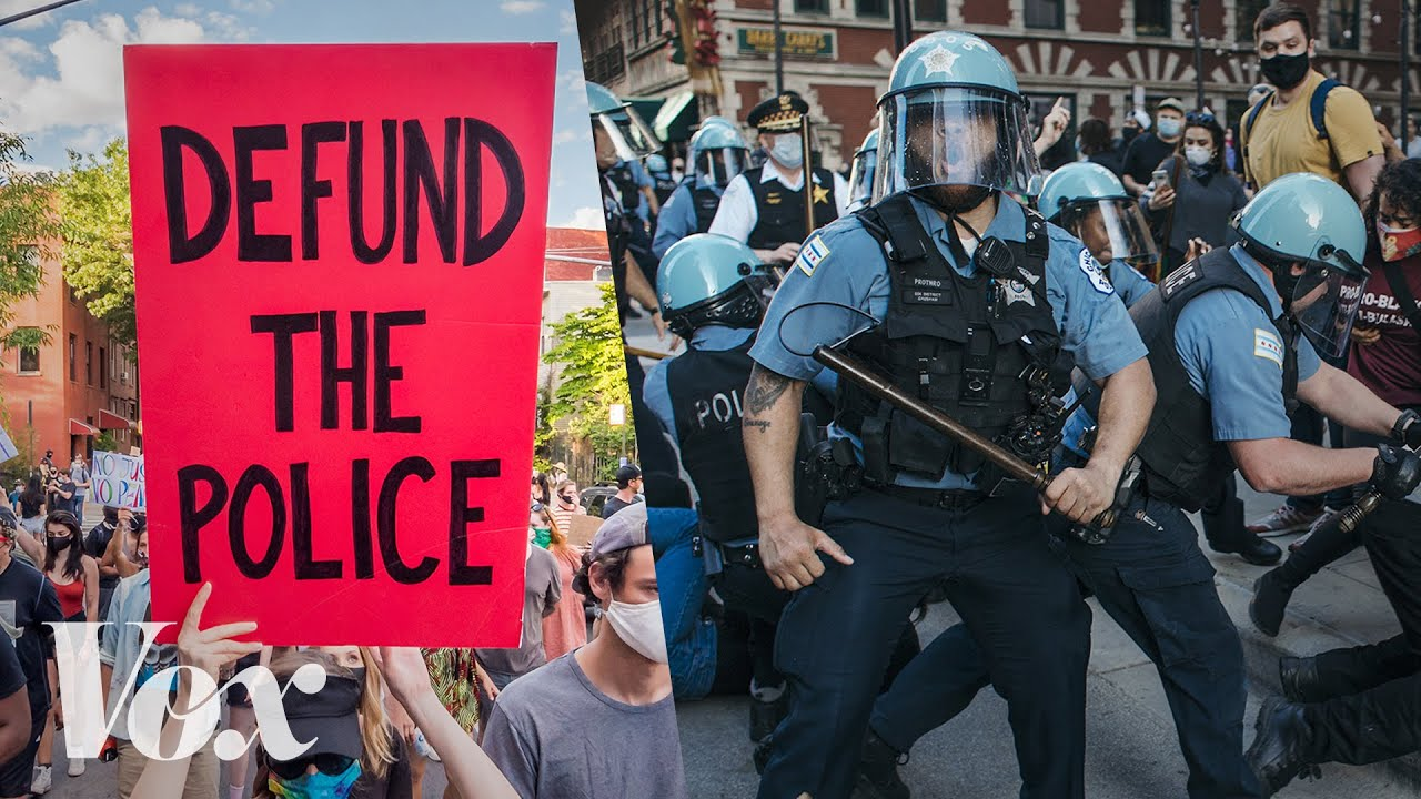 "What ""defund the police"" really means thumbnail"