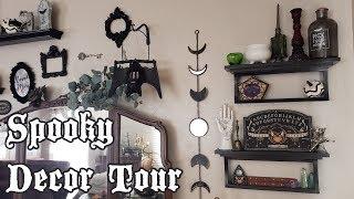 Spooky Decor Tour ❤ Hello Batty ❤
