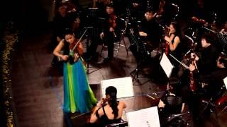 Sarah Chang: Summer mvt.3 from Vivaldi's Four seasons