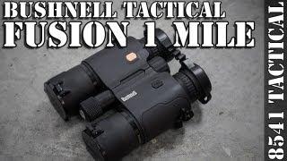 Bushnell Fusion 1 Mile ARC Binocular Laser Rangefinder - First Look