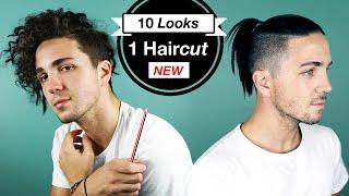 ✅ 10 Looks, 1 Haircut - Mens Undercuts