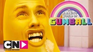 The Amazing World of Gumball   Best Of Banana Joe   Cartoon Network
