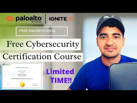 Palo Alto Free Certified Online Training | Ignite 2020 | Free exam ...