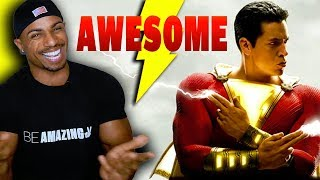 Shazam Movie is the BEST DC has to date