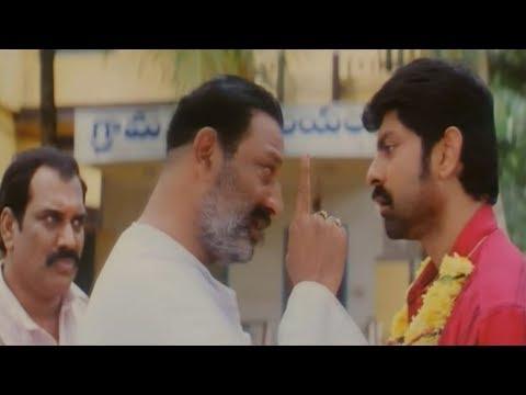Rama Raju Warning To Jagapathi Babu Scene || Telugu Movie Scenes || Today Telugu Movies