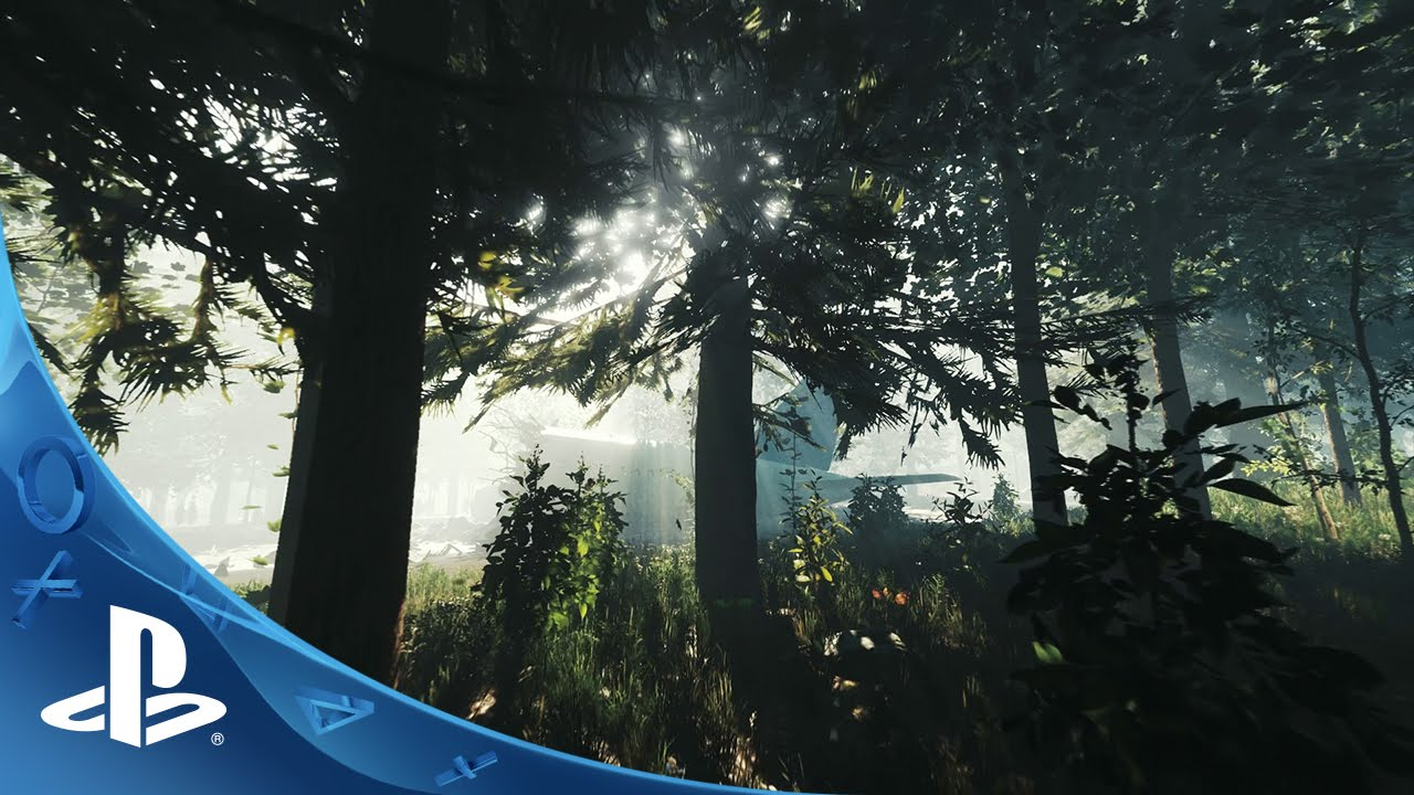 The Forest: Open-World Survival Horror Comes to PlayStation