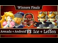 Beast 7 - Armada + Android Vs. Leffen + Ice - Winners Finals - Doubles