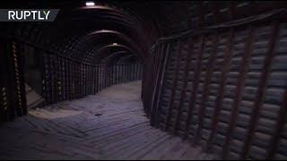 Сирийская армия обнаружила оставленный террористами туннель в пригороде Думы