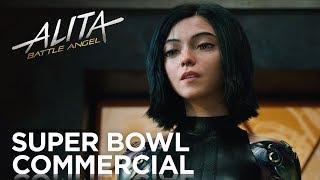VIDEO: ALITA: BATTLE ANGEL – Super Bowl TV Spot