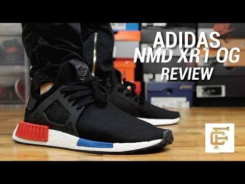 ADIDAS NMD XR1 OG REVIEW