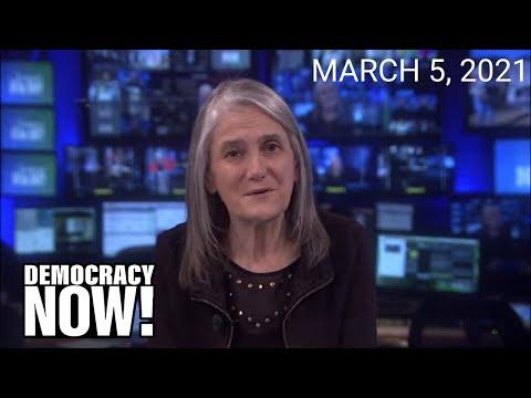 Top U.S. & World Headlines — March 5, 2021