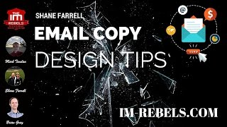 Email Copy Design And Layout Tips
