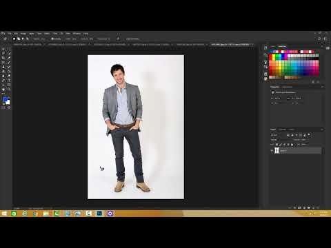 Photoshop - Magnetic Lasso Tool