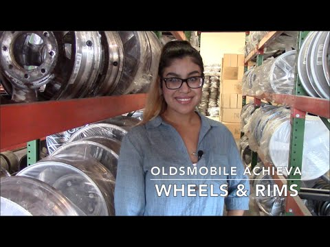 Factory Original Oldsmobile Achieva Wheels & Oldsmobile Achieva Rims – OriginalWheels.com