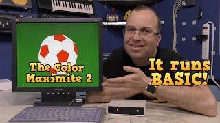 Color Maximite 2 - ARM CPU that runs BASIC!