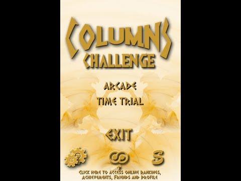 Video of Jewels Columns (match 3)