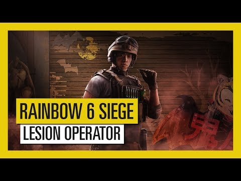 Tom Clancy's Rainbow Six Siege – Blood Orchid : Lesion Operator