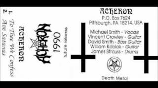 ACHERON   promo 1990 HD