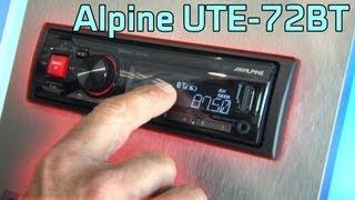 Alpine UTE-72BT - günstiges Autoradio I Produktberatung I ARS24