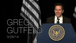 A Reagan Forum With Greg Gutfeld