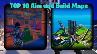TOP 10 Aim und Build Maps
