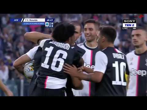 Juventus vs Hellas Verona highlights Full Hd September 21 2019