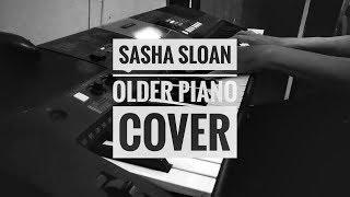 Sasha Sloan   Older Short Piano Cover | Instrumental