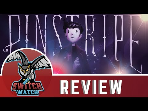 Pinstripe Nintendo Switch Review video thumbnail