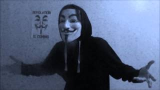 The THIRD SERIOUS Message from ANONYMOUS (Anonymous Parody)