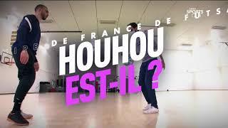Houhou est il ? À Clairefontaine avec l'Equipe de France de Futsal