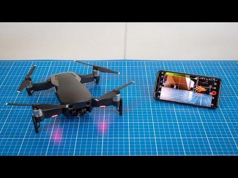DJI Mavic Air #15 - Fliegen per Smartphone [deutsch/german]