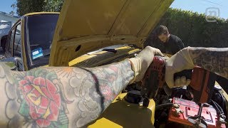Drift Garage Season 4 Episode 5: Installing the Transmission