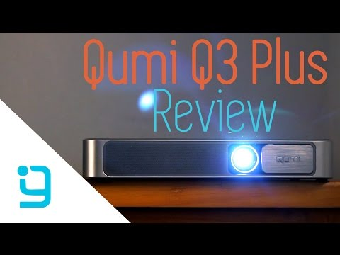 Qumi Q3 Plus Review: Is This The Best Portable Projector You Can Buy?