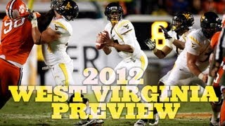 West Virginia 2012 Football Preview and Schedule thumbnail