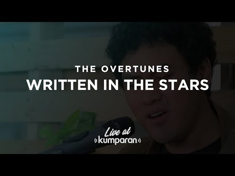 The Overtunes - Written in The Stars