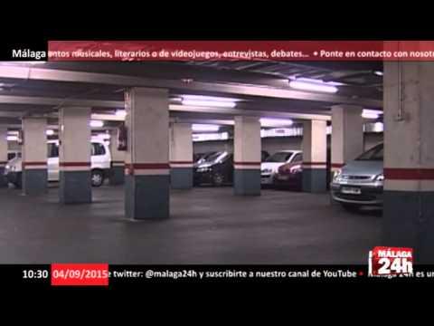 Reimpulso de aparcamientos en Málaga