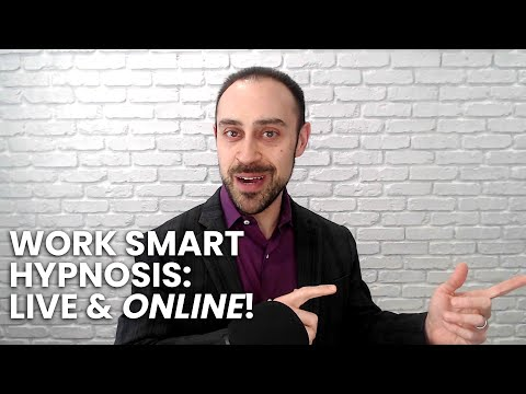 ONLINE Hypnosis Certification Course - YouTube