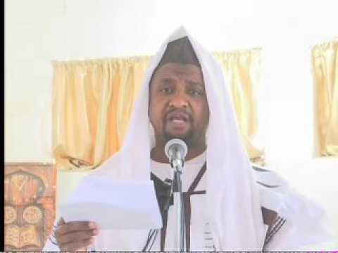KHUDBA AKAN MUTUWA By Dr. Abdallah Usaman Umar Gadon Kaya